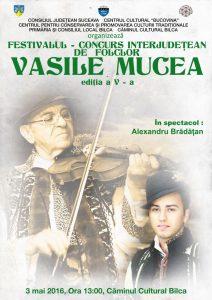Vasile Mucea 2016