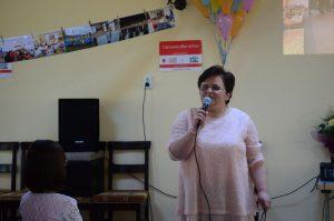 Daniela Ceredeev, coordonatorul de proiect
