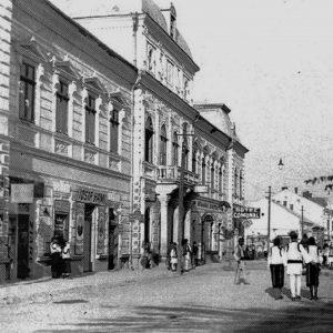 Fosta Primărie din Câmpulug Moldovenesc