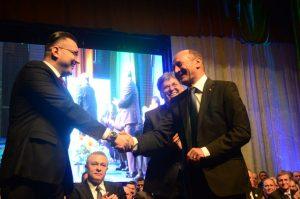 Ioan Bogdan Codreanu, felicitat de Traian Băsescu
