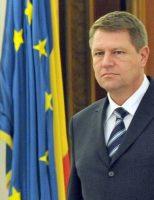 Klaus Iohannis, decorat cu o înaltă medalie a comunității evreiești