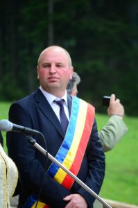 Mihai Constantinescu Otcu, primarul comunei Sadova