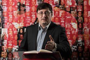Tiberius Brădățan, candidat PSD la Primăria Suceava