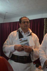 Tudor Zdrob, primarul comunei Fundu Moldovei