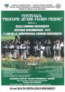Zilele comunei Berchisesti