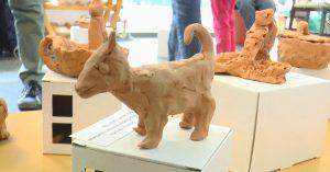 exponate din ceramica