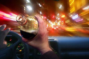 Șoferul a fost prins beat la volan, in comuna Moldovita