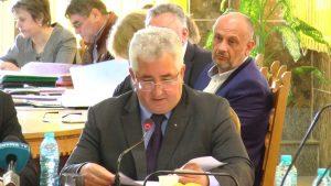 Ștefan Băișanu a fost prezent la ședinta Consiliului Local