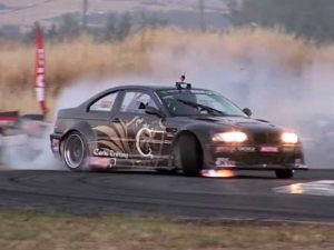 BMW M3 GTR E46 drift car