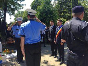 """Bogdan Loghin, viceprimar din Rădăuți """"România întotdeauna va avea nevoie de eroi"""""""