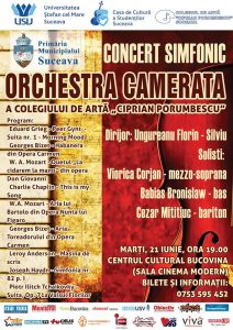 "Concert Simfonic ""Orchestra Camerata"""