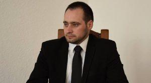 Constantin Buga, primarul comunei Frumosu