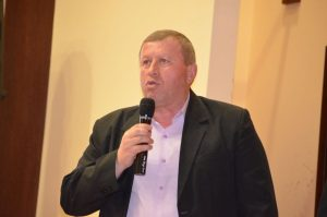 Dumitru Nimițean, primarul comunei Ciprian Porumbescu