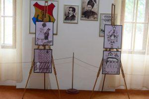 Expoziție de grafică, semnată Mihai Pânzaru-PIM