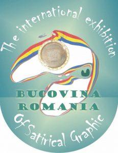 Expoziție internațională de grafică satirică Bucovina – România