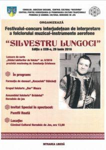 Festival – concurs Silvestru Lungoci