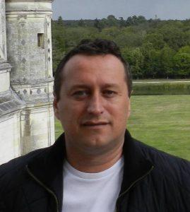 George Coroamă, primarul comunei Putna