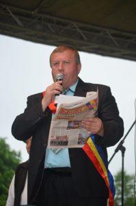Primarul comunei Ciprian Porumbescu, Dumitru Nimițean