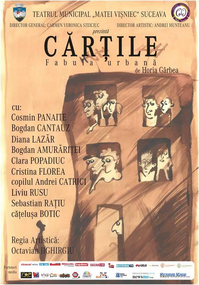 Afis - CARTILE