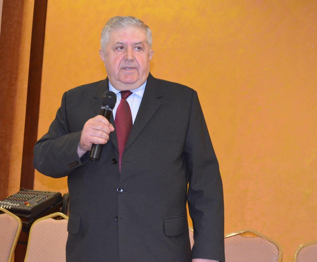 Gavril Mîrza, deputat PSD