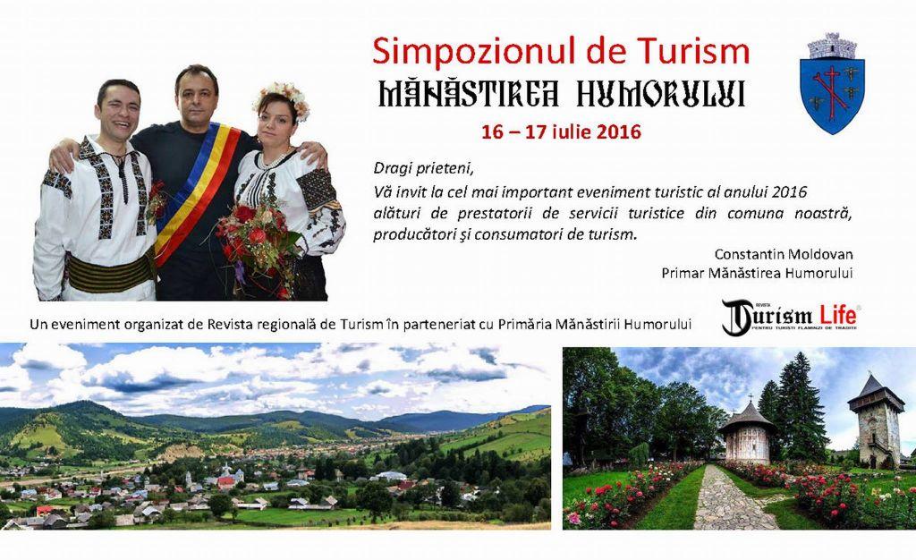 simpozion de turism