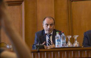 Achim Irimescu, Ministrul Agriculturii