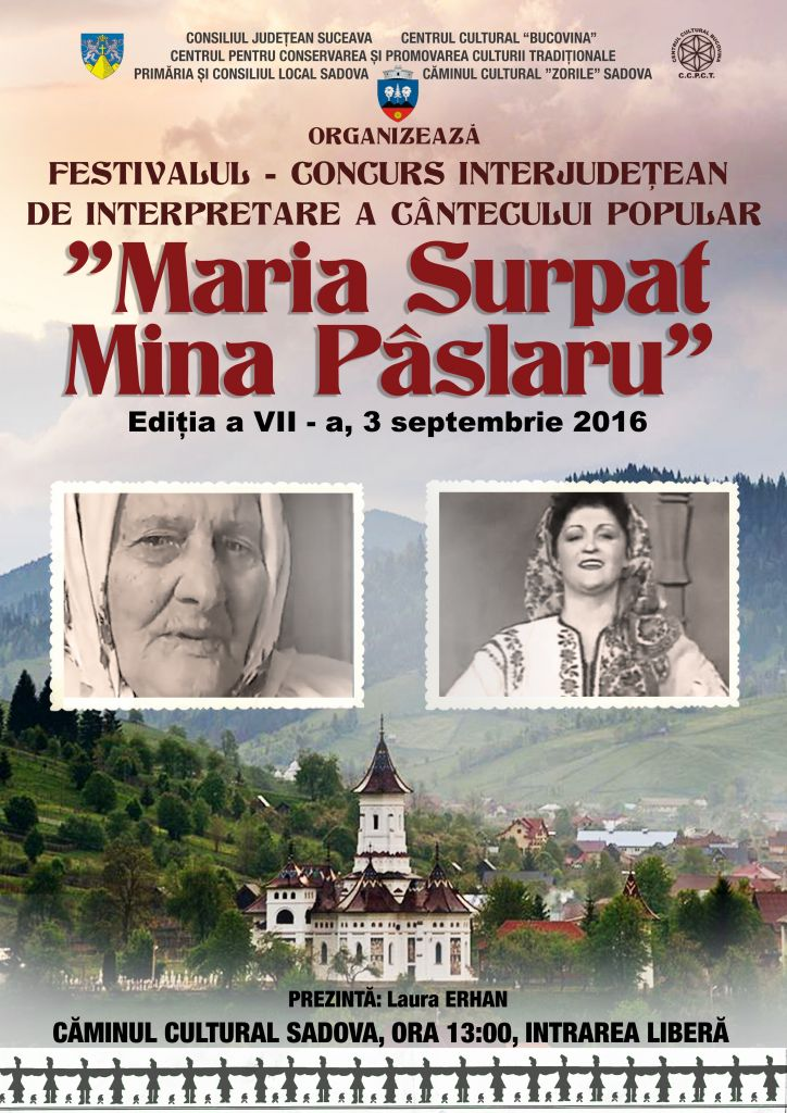 Festival & Ziua Comunei Sadova