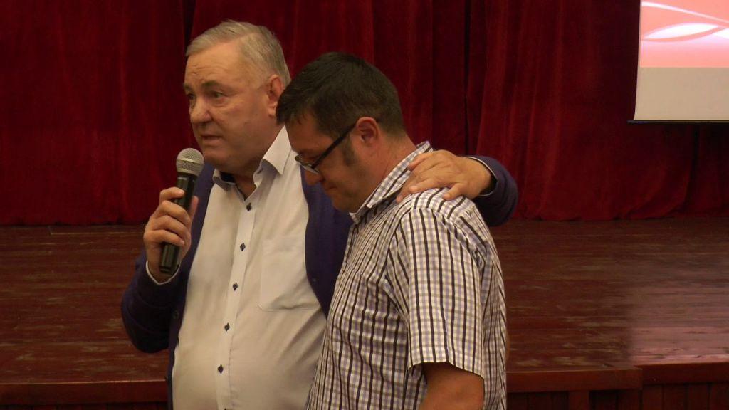Ioan Stan si Mihai Chira