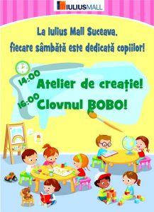 activitati-copii-iulius-mall-suceava