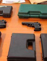 Arme și elemente de muniție ridicate de polițiști, în cadrul unei acțiuni la nivelul județului Suceava