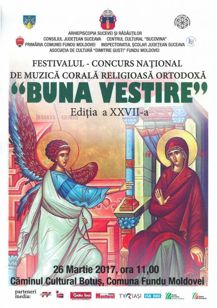 Festivalul Buna Vestire