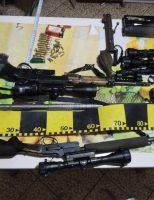 Polițiștii suceveni au desfășurat cea mai amplă acțiune din acest an pe linia de arme și muniții