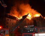 Peste 300.000 de lei, ajutor financiar pentru familiile din Gura Humorului afectate de incendiul din luna aprilie