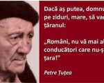 Petre Țuțea – destinul unui patriot de dreapta