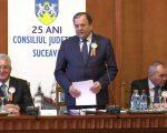 25 de ani de la înființarea Consiliului Județean Suceava, sărbătoriți de foști și actuali aleși locali