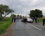 Nouă persoane au ajuns la spital, în urma unui accident rutier pe raza localității Zvoriştea