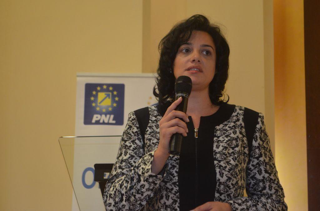Angelica Fădor la ședința OFL unde Cătălina Culipei a fost reconfirmată în funcția de președinte