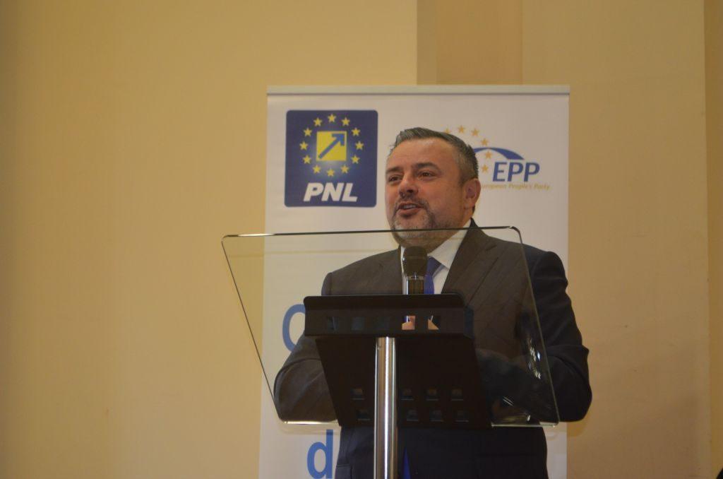 Ioan Balan la ședința OFL unde Cătălina Culipei a fost reconfirmată în funcția de președinte
