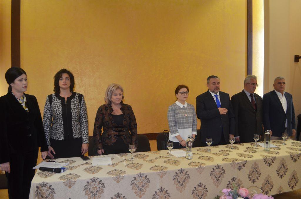 Cătălina Culipei, reconfirmată în funcția de președinte