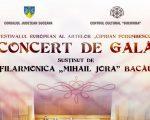Concert de Gală la Cetatea de Scaun Suceava