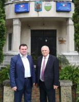 Deputatul Emanuel Havrici, prezent la ședința de CL de la Câmpulung Moldovenesc. Primăria a primit de la Guvern întreaga sumă pentru finalizarea pârtiei
