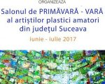 Salonul de primăvară-vară al artiștilor plastici amatori