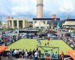 """Meciuri spectacol de baschet, muzică și multă distracție, la """"Castorii Suceava Streetball by Iulius Mall"""""""