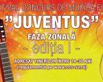 """Festivalul Concurs de Muzică Folk """"Juventus"""""""