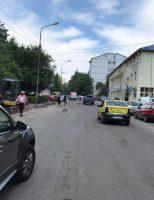 Sens unic temporar pe Strada Scurta din municipiul Suceava