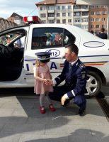 """Peste 400 de copii au participat la activitatea """"Copilărie în siguranță"""", organizată de IPJ Suceava"""