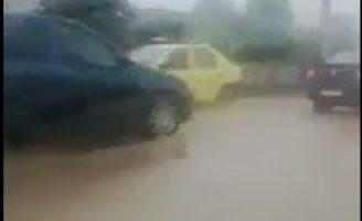 Traficul în municipiul Suceava, afectat de codul galben