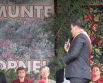 Sărbătoarea Bujorului de Munte de la Șaru Dornei, ediție de succes, invitați pe măsură