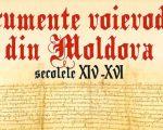 """""""Documente voievodale din Moldova, secolele XIV – XVI"""", microexpoziție temporară, la Cetatea de Scaun a Sucevei"""