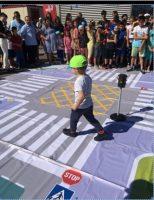 """Peste 300 de copii au participat la acţiunile de prevenire a accidentelor rutiere ,,Alege Viaţa"""""""
